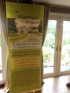2014 Blantyre Project Presentation Banners