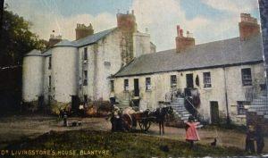 1915 Colourised Shuttle Row