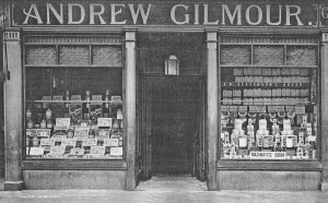 1910s Gilmours Grocers