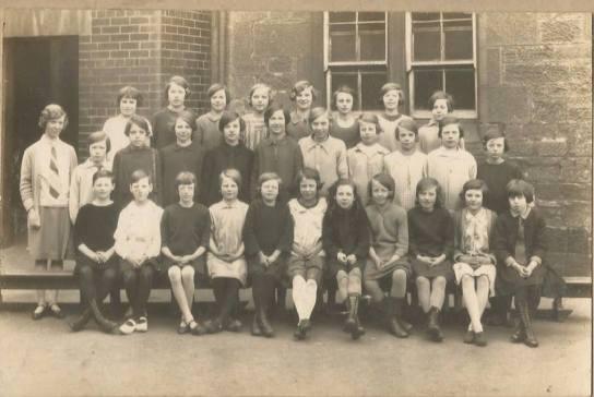 1926 Greenfield School, Burnbank
