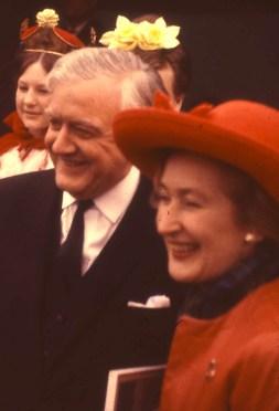 1969 Andrew Cruickshank, Winne Ewing MP Village Gala by RDS