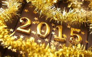 2015 Happy New Year to you all!