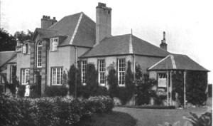 1930s Blantyre Cottage Hospital