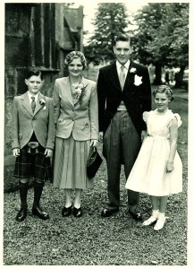 1957 Duncans at Anderson Church, Stonefield Rd