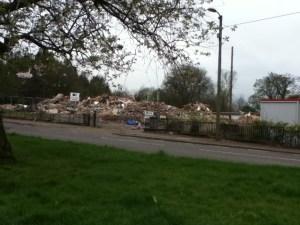 2012 Demolition of Remand School (PV)