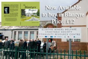 Blantyre Project 2 - book now available in Blantyre
