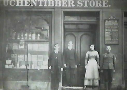 1910 Auchentibbertore