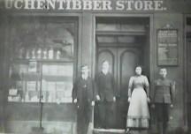 1914 Auchentibber Store