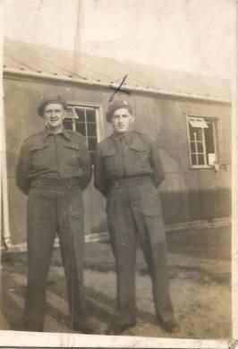 1940s Robert Marshall great uncle of Jim Cochrane