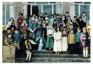 1972 St Joseph's Primary Nativity Scene