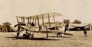1915 BE2c From Royal Flying Corps Squadron 2