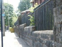 High Blantyre Primary Railings by G Cook
