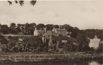 1910s Blantyre Works after Mill demolition