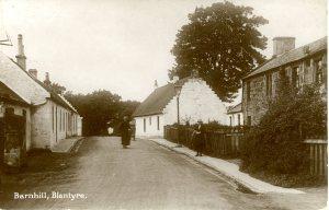 1915 Broompark Road at Barnhill. Restored by G Park