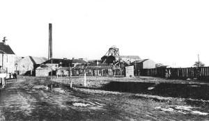 1930s Blantyreferme 3 Pithead
