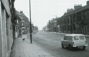 1970s Glasgow Road