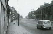 1970s Glasgow Road from D Semple
