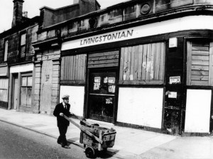 1977 Livingstonian Pub & Former Masonic Hall