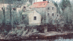2001 Dilapidated Blantyre Mills