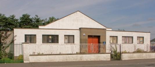 2005 Blantyre Library at Calder St. Photo by Robert Stewart