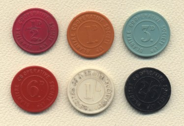 Co-operative Checks or Tokens