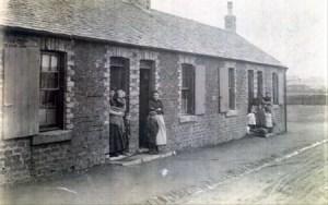 Dixons Rows, Blantyre