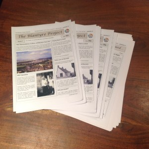 Blantyre Project February Newsletter