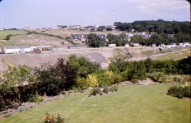 1967 Construction of the M74. Shared by A Hastings