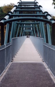 1999 New David Livingstone Bridge photo by R Stewart