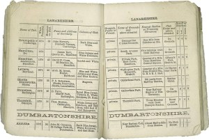 1876 Thornhill Football Club registered in SFA book