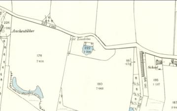 1898 Old Limekilns on Auchentibber Road