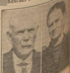 1935 Golden Wedding Anniversary John Hendry of 82 Morris Crescent