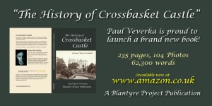 The History of Crossbasket Castle, a book by Paul Veverka