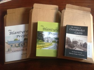 Blantyre project Books heading to National archives