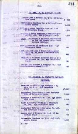 1921 J.R Cochrane's Will Page 14 of 36