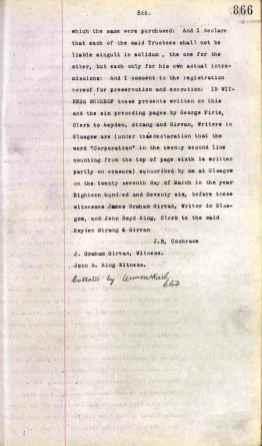 1921 J.R Cochrane's Will Page 36 of 36