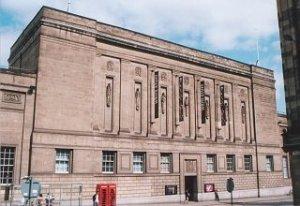 2015 National Library of Scotland, Edinburgh