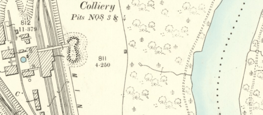 1898 Magazine Store Priory Pit