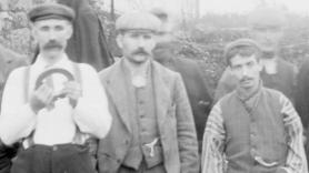 1908 Quoiting team at Barnhill