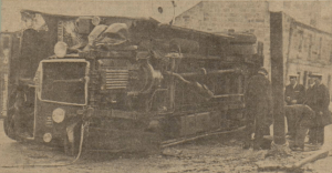 1935 Bus Crash Glasgow Road