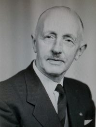 1945 James Dunlop, Headmaster Auchinraith Primary