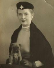 1950s Pat Brown from Auchinraith Terrace