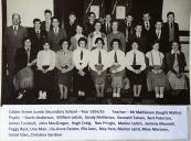 1954 / 55 Calder Street Junior Secondary School. From N Scott