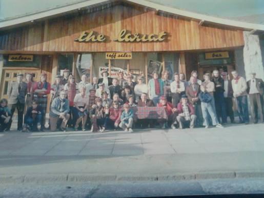 1972 Lariat Pub, Hillhouse