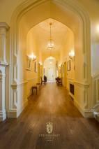 Crossbasket Castle Main Hallway 2015
