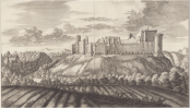 Bothwell Castle from Blantyre 1718