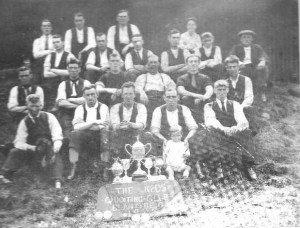 1925 The Reds Quoiting Club, Blantyre