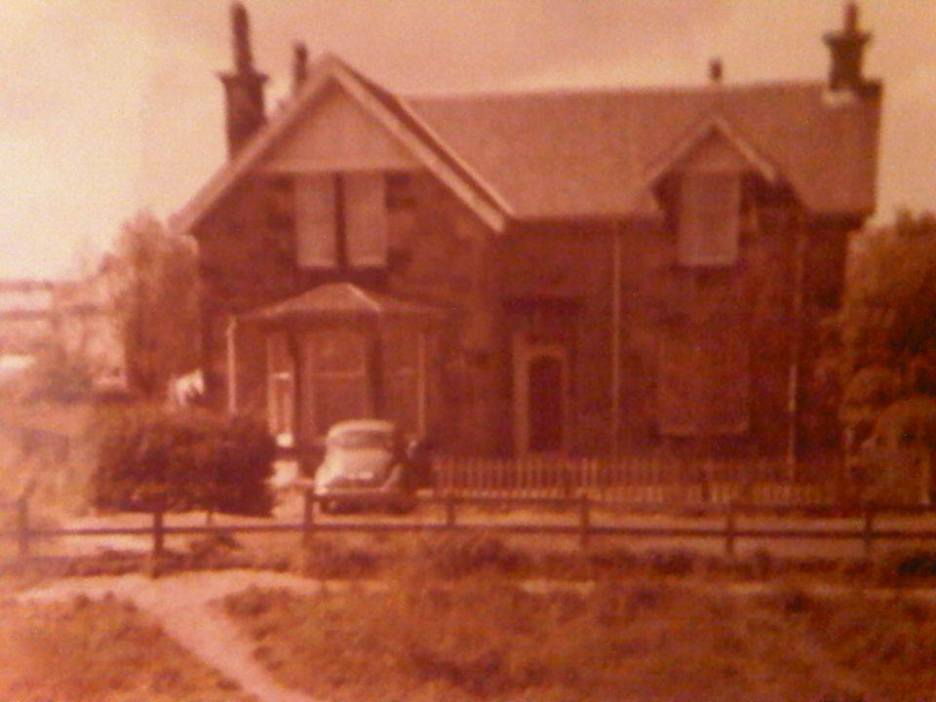 1950s Auchinraith Janitors School House
