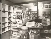 1970s early 70s McCorgarys DIY store, Stonefield Road, later to become The Red Lion.
