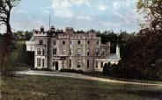 1910s Crossbasket Castle Postcard (PV)